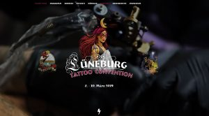 Referenz Tattoo Convention Lüneburg